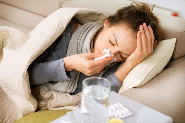 The UK flu season tends to mirror Australia, sparking fears the latest strain could reach the country this winter (Photo: Shutterstock)