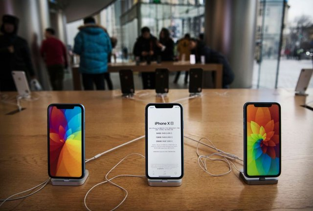 The latest iPhones are likely to go on sale in the next few weeks (Photo: Kevin Frayer/Getty Images)