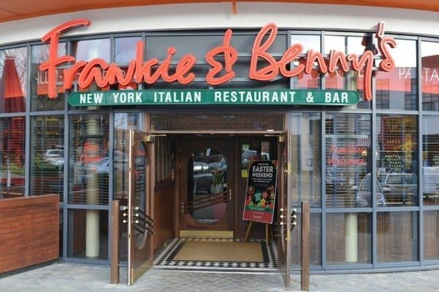The Restaurant Group, which owns a chain of British restaurants and pubs, is to close at least 88 of its Frankie & Benny's and Chiquito branches after falling to a £79m first-half loss (Photo: Shutterstock)