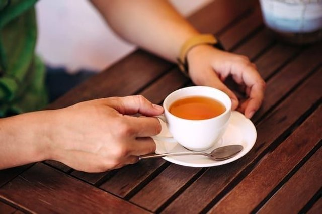 You might think you know which foods are beneficial to your health - but did you know that drinking a cuppa could be good for you? (Photo: Shutterstock)