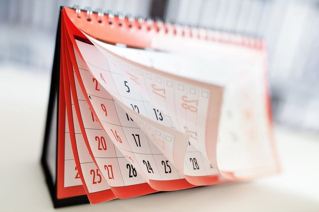 Does your 2020 calendar have the wrong date? (Photo: Shutterstock)