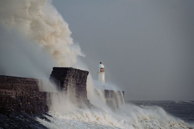 Storm Ciara recently hit the UK, leaving an aftermath of strong winds, heavy rain, snow and ice - but Storm Dennis is now forecast to bring further unsettled conditions this weekend (Photo: Getty Images)