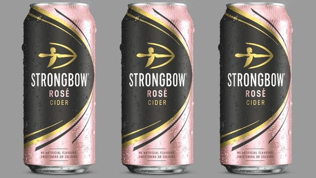 Will you be trying the new offering from Strongbow? (Picture: Strongbow)