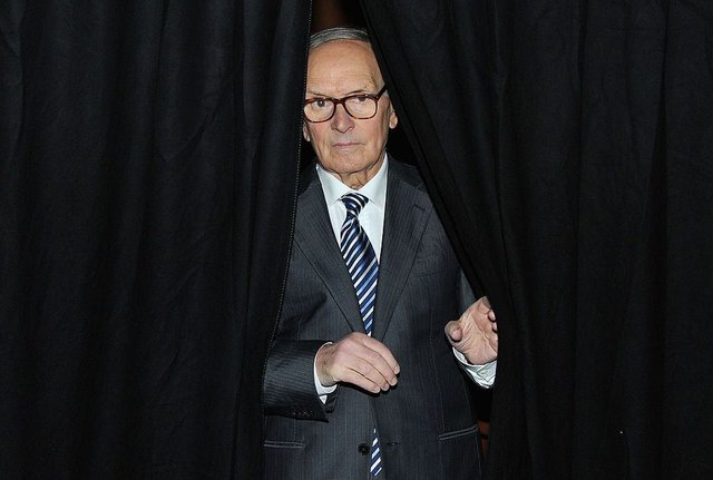 Composer and conductor Ennio Morricone in 2010 (Photo: Pascal Le Segretain/Getty Images)