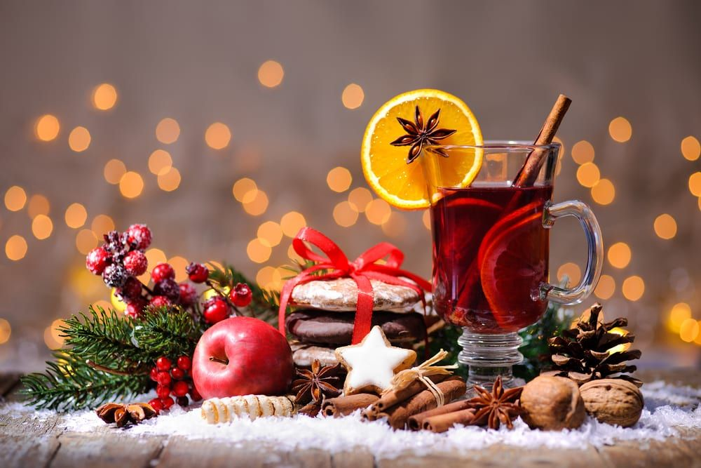 Christmas market recipes you can make at home - from mulled wine to currywurst