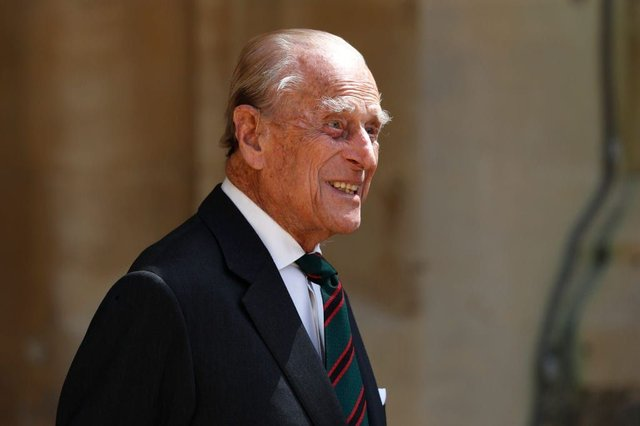 Prince Philip is recovering in hospital after undergoing successful heart surgery, Buckingham Palace has announced (Photo: Adrian Dennis - WPA Pool/Getty Images)