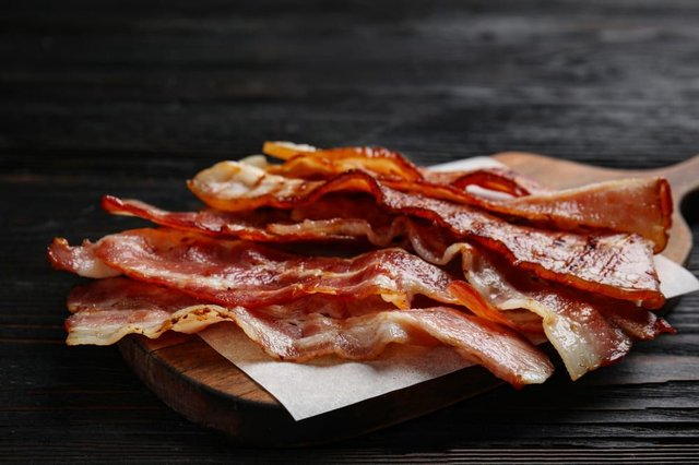 Eating one rasher of bacon per day could be linked to increased dementia risk (Photo: Shutterstock)