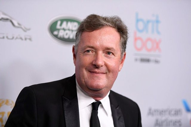 Piers Morgan claims to have the support of the British public despite garnering nearly 60,000 Ofcom complaints for his comments about Meghan Markle (Photo: Frazer Harrison/Getty Images for BAFTA LA)