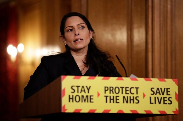 Priti Patel: Facebook and other tech companies must 'live up to moral duty' and keep children safe (Photo by Matt Dunham - WPA Pool/Getty Images)