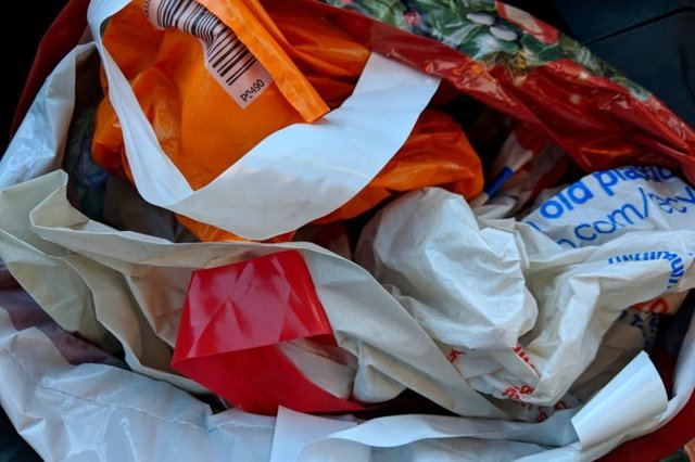 Many shoppers are regularly buying so-called bags for life to use just once (Photo: Shutterstock)