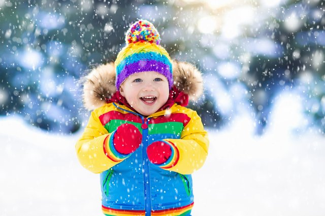 Best snowsuits and salopettes for kids of all ages