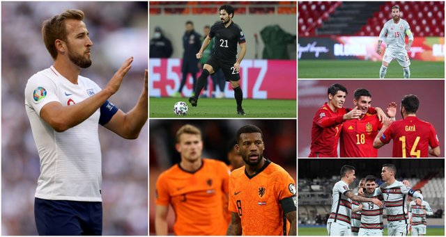 <p>With 24 sides in the tournament, there are now more shirts than ever to pore over</p>
