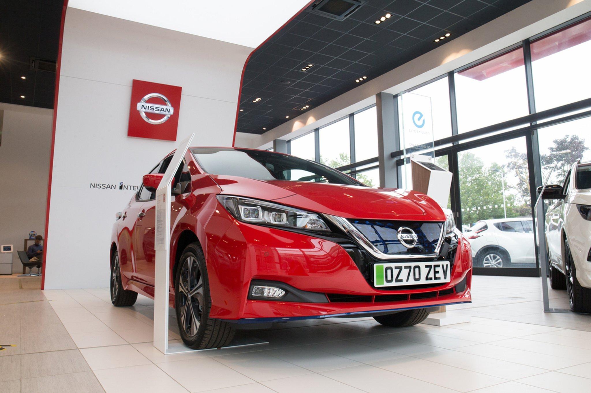 Kuota mobil listrik dan £620 juta untuk pengisi daya di bawah strategi Net Zero Pemerintah