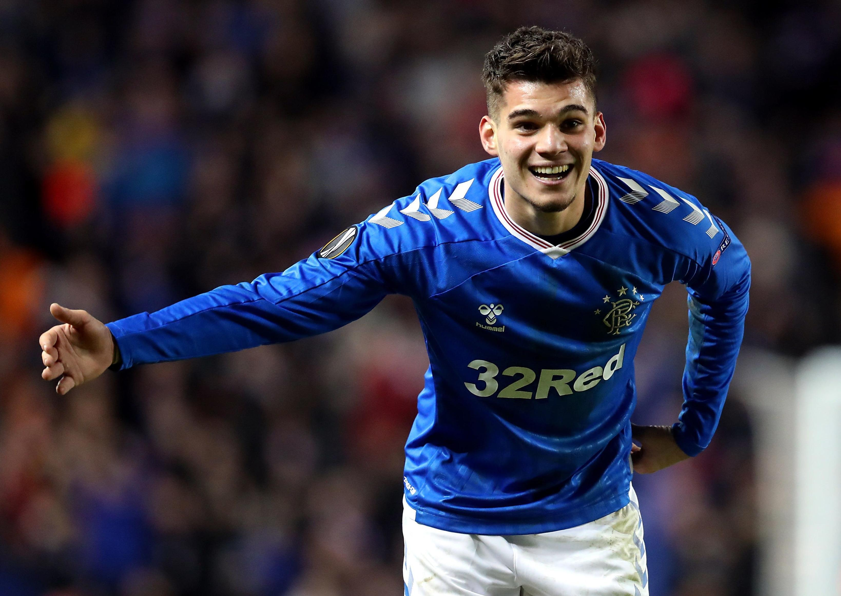 Superstar dad Gheorghe Hagi knows Rangers is the right club for Ianis Hagi | The Scotsman
