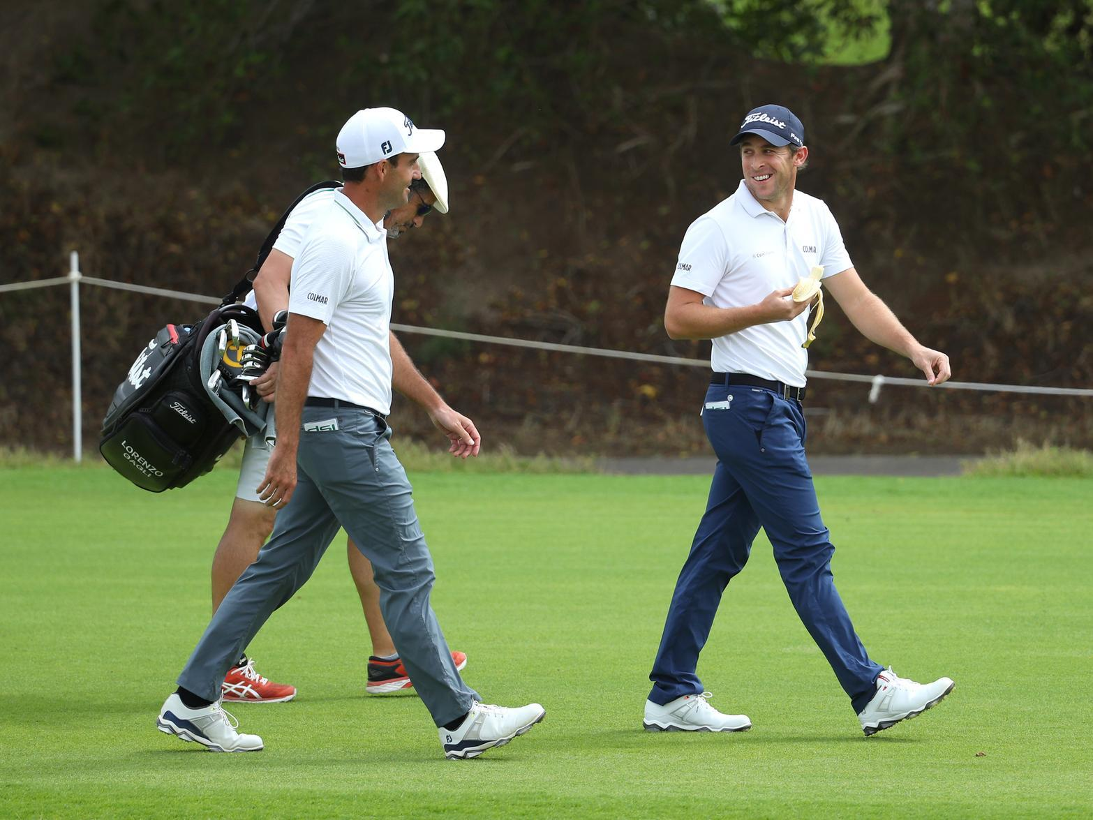 Italian duo reinstated in Oman Open after getting all clear over coronavirus