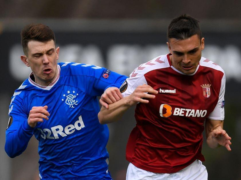 Rangers: Criticism of our collapsed title bid spurring us on in Europe, says Ryan Jack