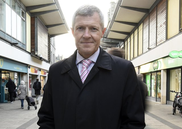 Willie Rennie is right to call for an inquiry into collapse of Our Power firm even if there's little chance of one (Picture: Lisa Ferguson)