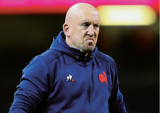Defence coach Shaun Edwards has been key to the France revival. Picture: Andrew Fosker/Seconds Left/Shutterstock