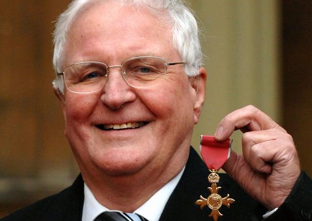 Joe Ashton in 2007: (Picture: Fiona Hanson/PA Wire)