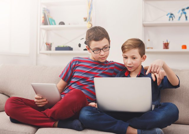 Social media-savvy kids can teach adults a thing or two about moving their lives online