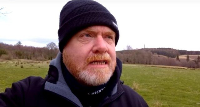Former SNP staffer Mark Hirst made the comments in a video posted online