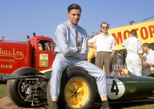 Motorsport was left in disbelief when Jim Clark died 52 years ago today |  The Scotsman