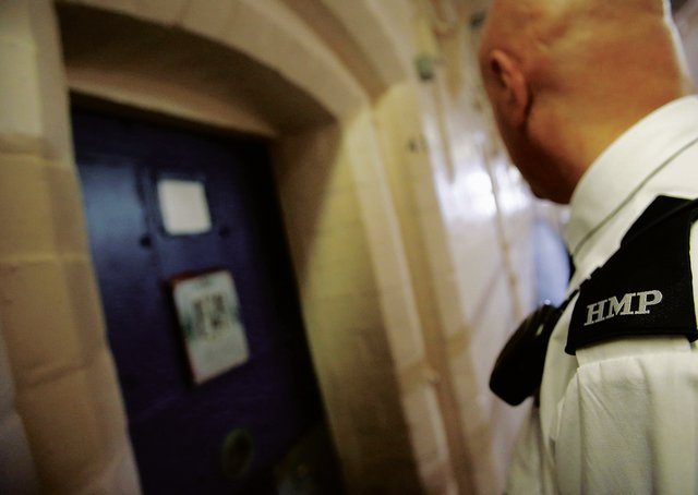 The prisoner at HMP Edinburgh died after being admitted to hospital
