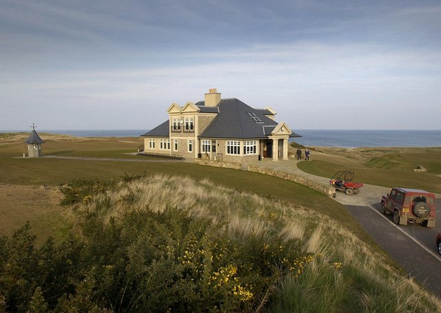 Kingsbarns Golf Club was opened in July 2000 but the coronavirus outbreak has put paid to their 20th birthday celebrations. Picture: Stephen Mansfield