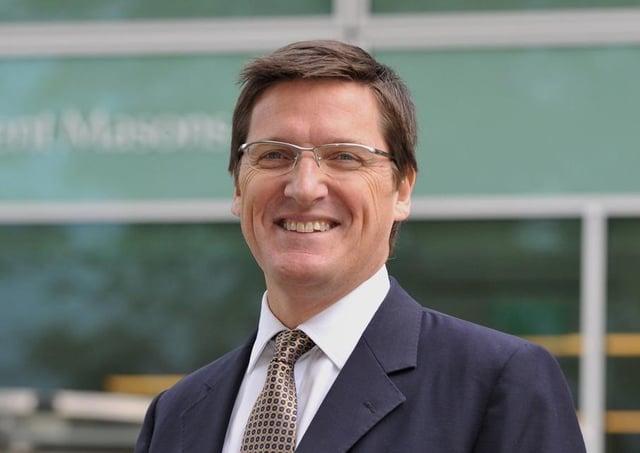 Richard Foley is Senior Partner, Pinsent Masons LLP