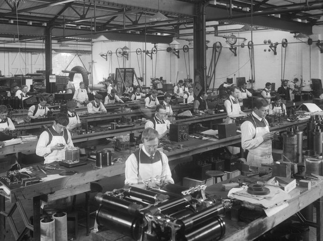 Productivity has long been the economy's Achilles heel. It's time to work smarter, not harder, says Kenny MacAskill (Picture: Topical Press Agency/Getty Images)