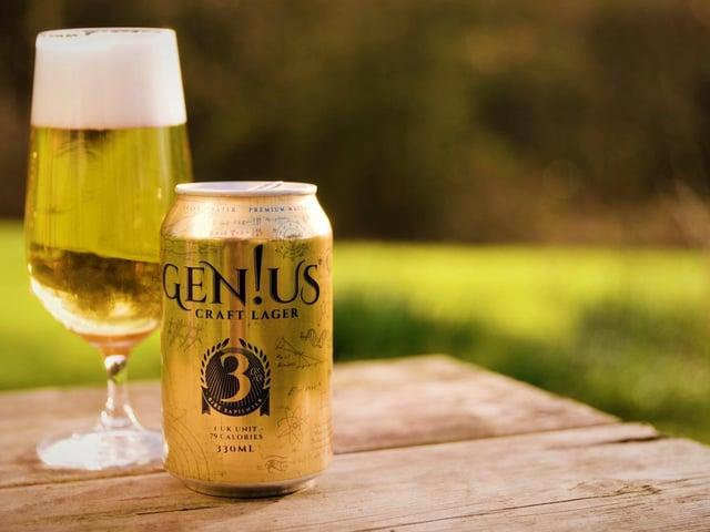 Picture: Genius Brewing