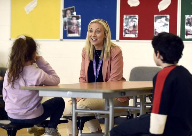 Juniper Green Primary School is one of the hub schools catering for children of key workers