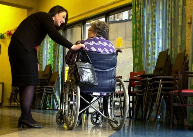We must not let down Scotland's care home residents in the coronavirus outbreak (Picture: Esme Allen)