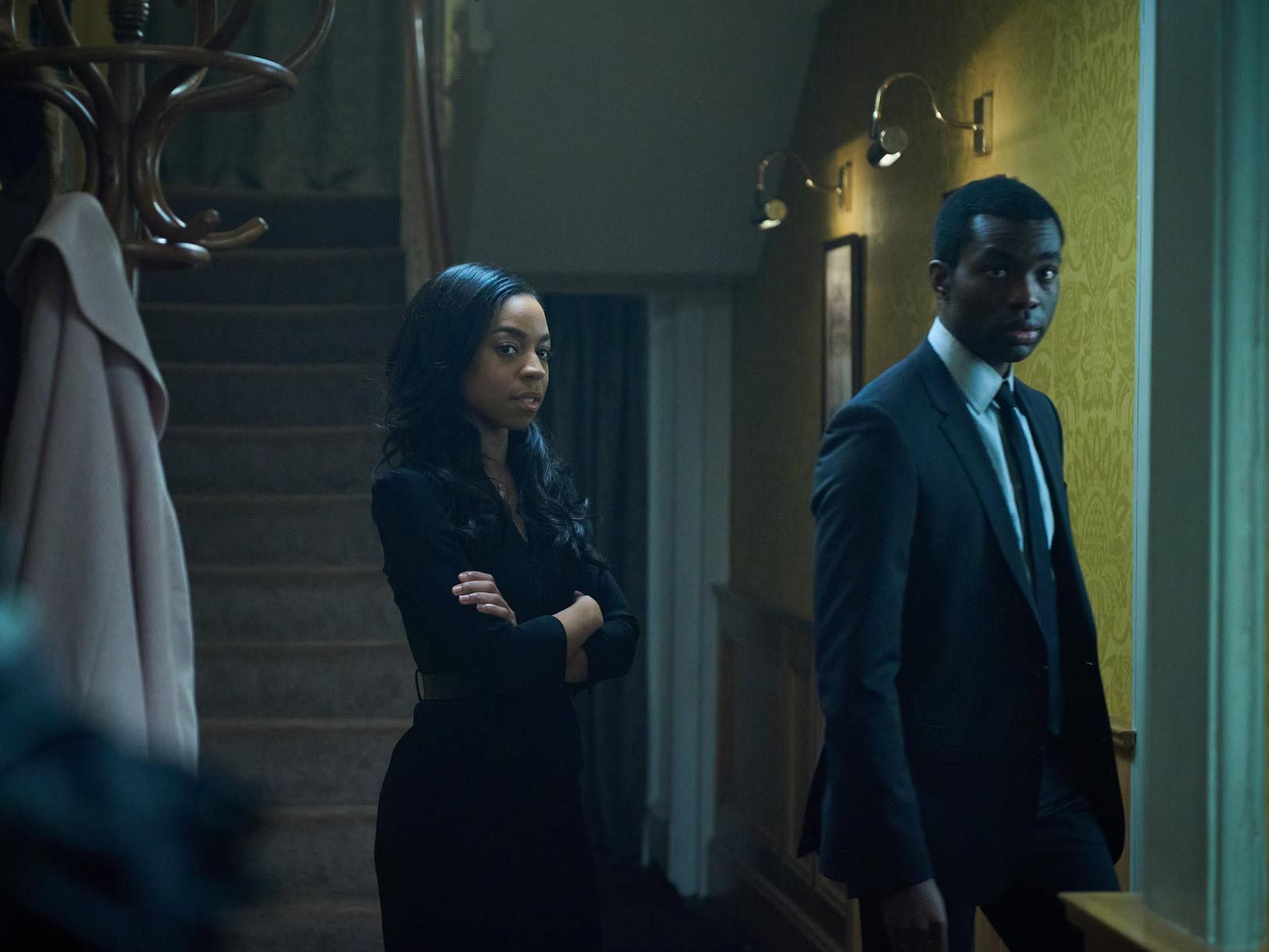 Interview With Pippa Bennett Warner On Sky S Gangs Of London The Scotsman