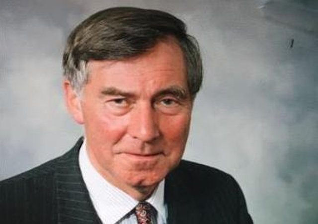Sir Eric Kinloch Anderson