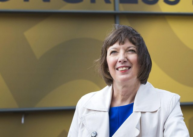 TUC general secretary Frances O'Grady said employers were putting women's lives and the health of their unborn babies at risk (Picture: Danny Lawson/PA Wire)