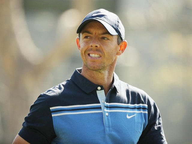 World No 1 Rory McIlroy spearheads a strong field for the Charles Schwab Challenge, which marks the PGA Tour's return after a three-month shutdown due to the Covid-19 pandemic. Picture: Getty Images
