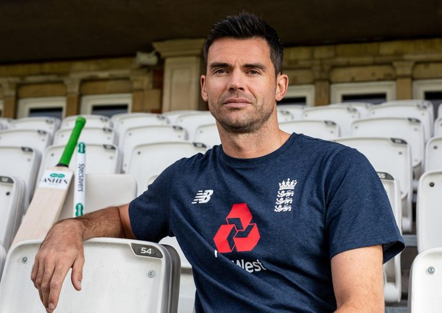 England seam bowler James Anderson says he has been keeping fit during lockdown but expects squad rotation during the Tests. Picture: Steven Paston/PA Wire