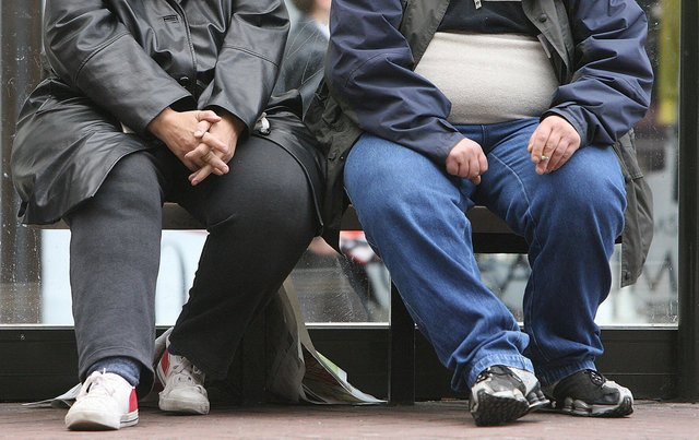 Obesity has been linked to a higher risk of dementia. Picture: Paul Ellis/AFP via Getty Images