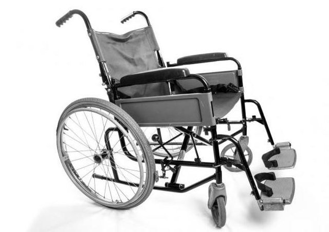 Is the life of a person confined to a wheelchair any less valuable?