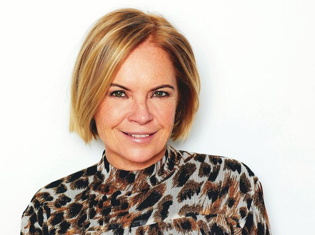 Mariella Frostrup is live on Times Radio, Monday to Thursday 1-4pm, with a new topical affairs, arts, culture and lifestyle show. Picture: Kate Martin