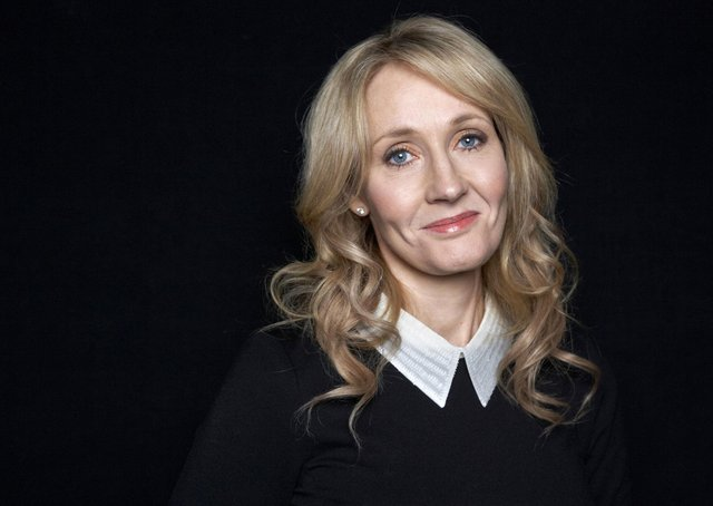 JK Rowling was cheered to the rafters by some for saying what they dared not, but abused by others (Picture: Dan Hallman/Invision/AP)