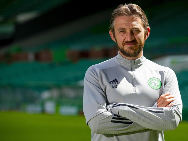 Gavin Strachan found there were limited opportunities in a  media career but as since forged a strong CV as a coach