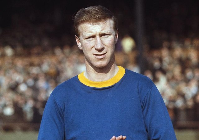 Jack Charlton circa 1970 in his  Leeds United days. (Picture: Don Morley/Allsport UK/Getty Images)