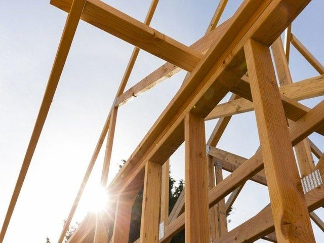 By 2045/2050, wood products will present a major opportunity for the UK's construction industry