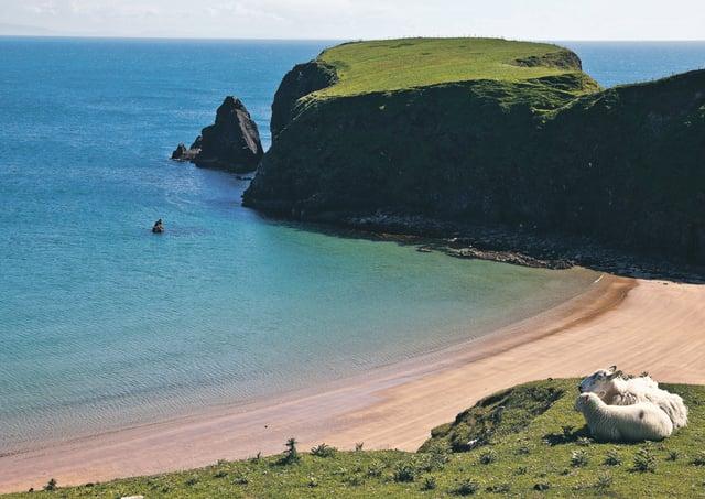 Take the Slow Road: Ireland: Inspirational Journeys Round Ireland by Camper Van and Motorhome - Martin Dorey
