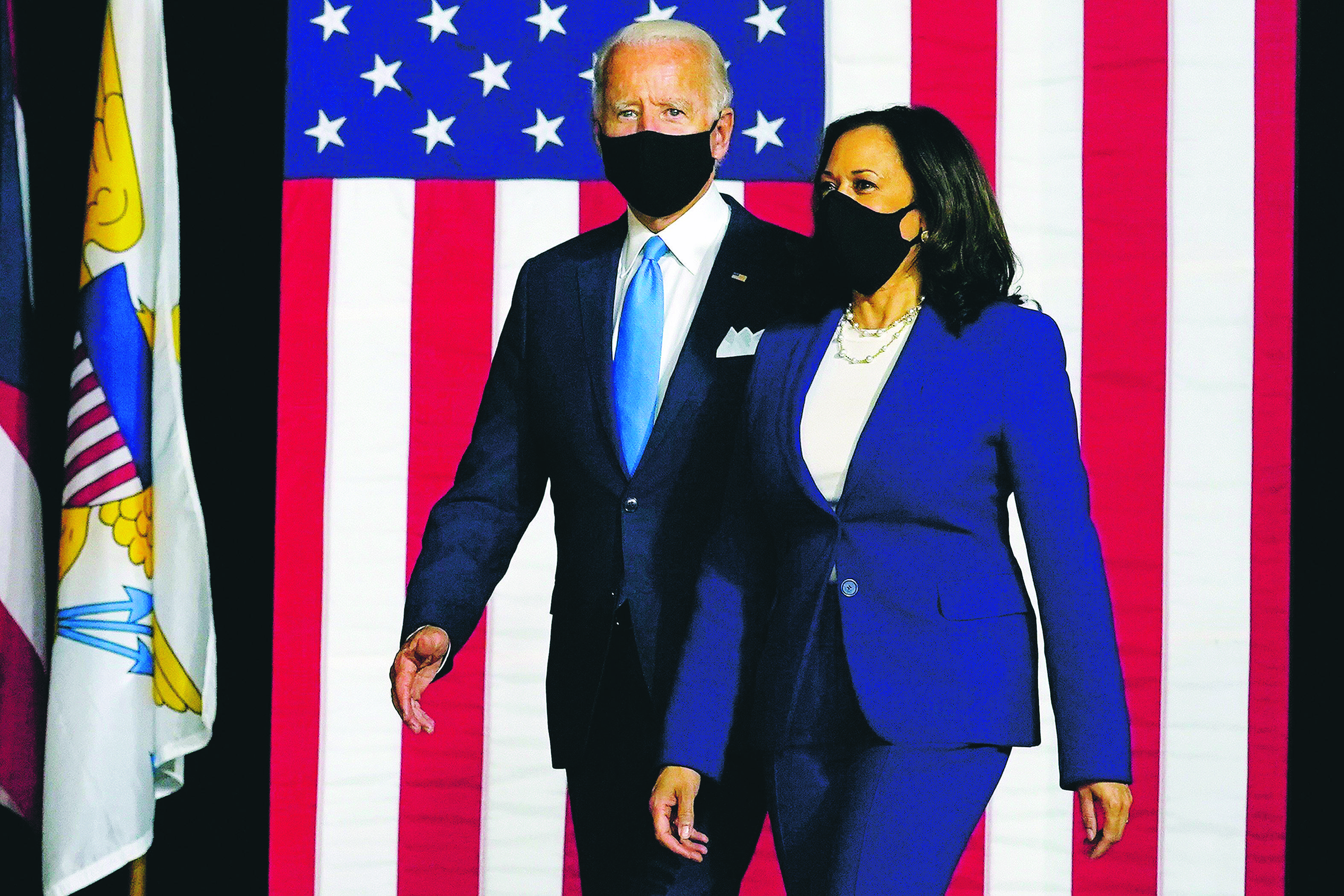 Insight Why Kamala Harris Could Seal Biden Us Election Win Over Donald Trump The Scotsman