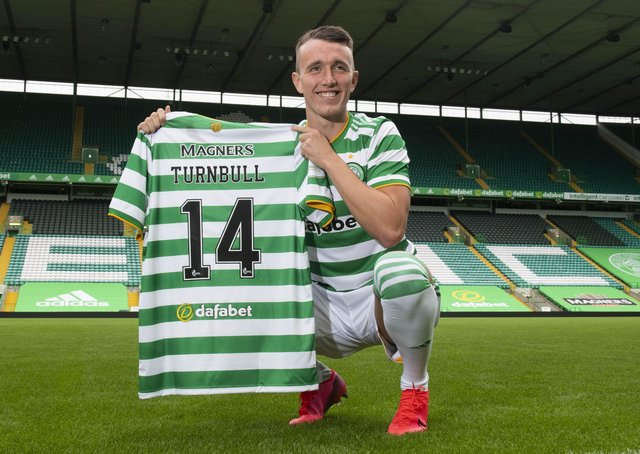 Confident David Turnbull believes he can justify Celtic's huge outlay | The  Scotsman