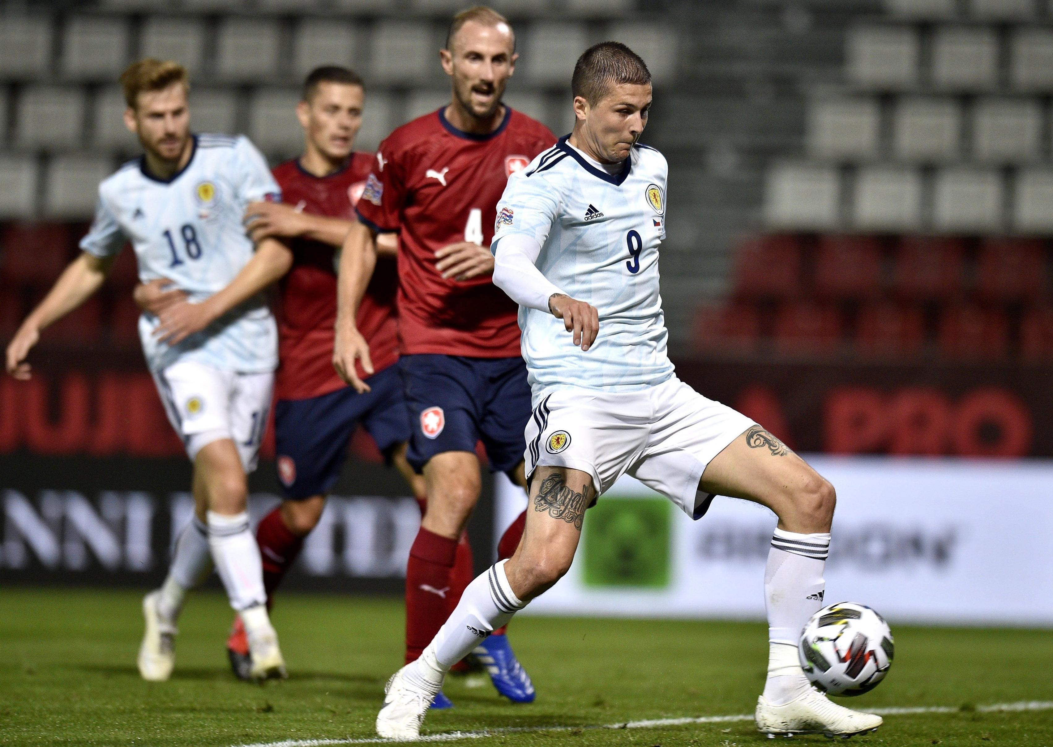 Czech Republic 1-2 Scotland: Ryan Christie penalty seals victory   The  Scotsman