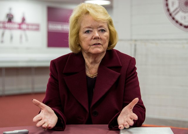 Hearts owner Ann Budge is 'incredulous'. Picture: Ross Parker/SNS